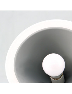 Mesa Daisy Rectangular - Blanco