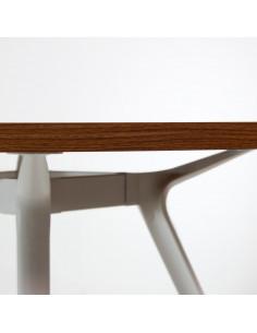 Sofa Chester 1P - PU Blanco