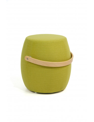 Puff Barrel - Verde
