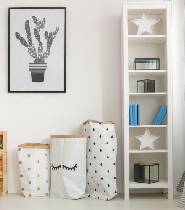 aprovechar espacio  ideas decorar y amueblar dormitorio infantil