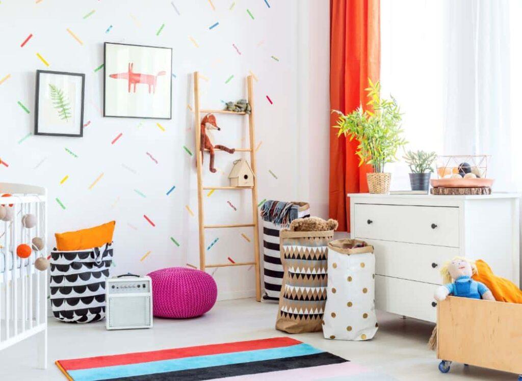 color  ideas decorar y amueblar dormitorio infantil