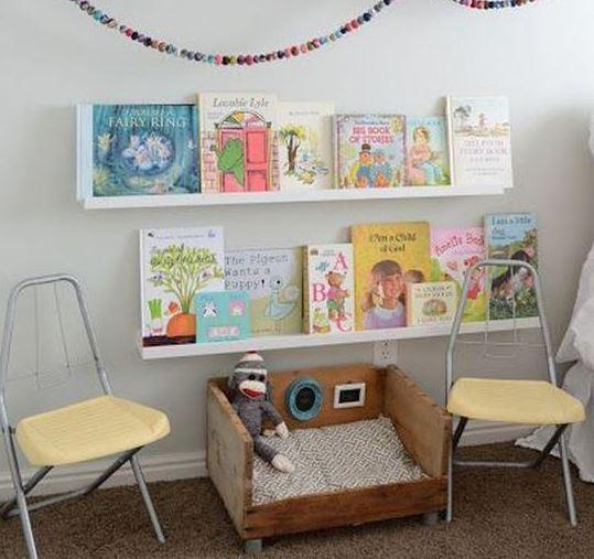 lectura ideas decorar y amueblar dormitorio infantil