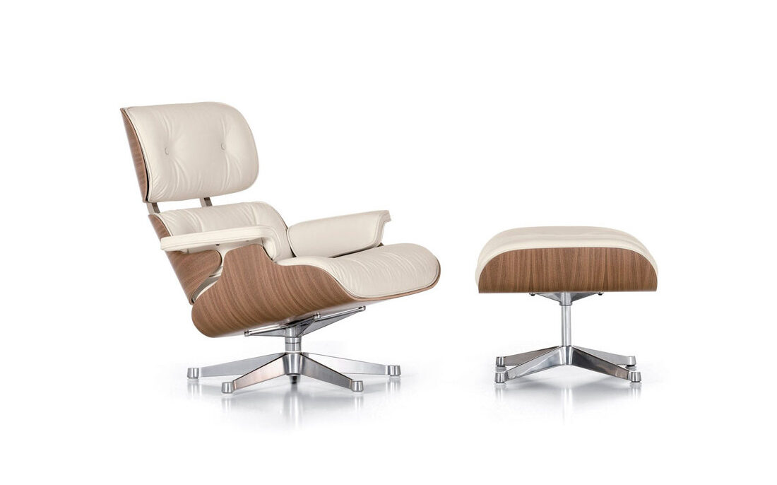 Eames lounge Chair Blanca Tmobiliario