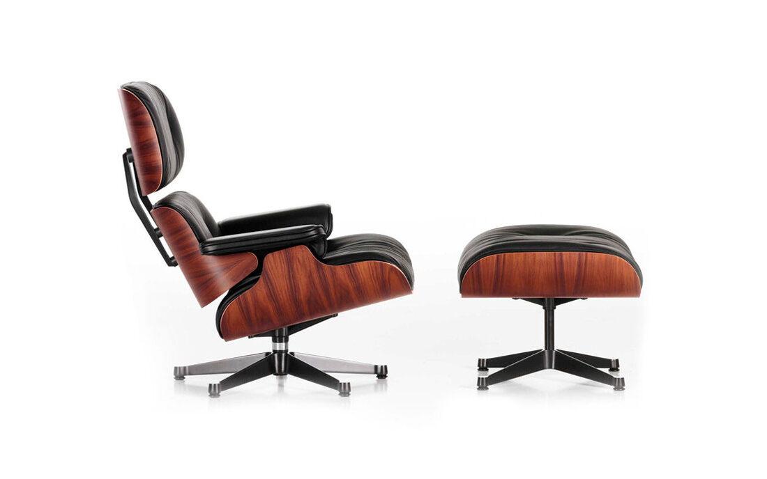 Eames Lounge Chair Tmobiliario Lateral