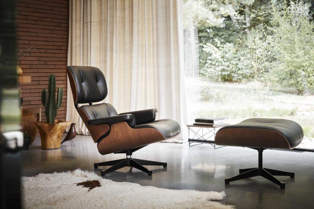 Eames Lounge Chair Oficina