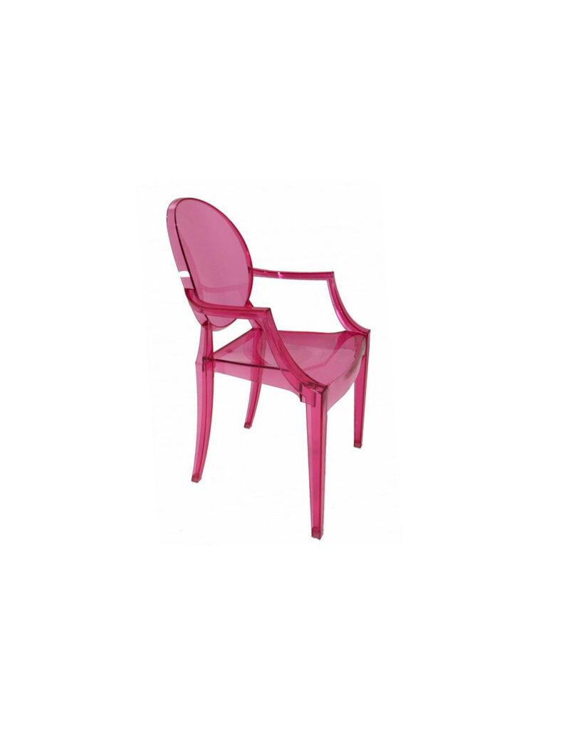 silla baby ghost rosa decorar dormitorio infantil